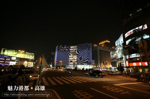 高雄 城市光廊