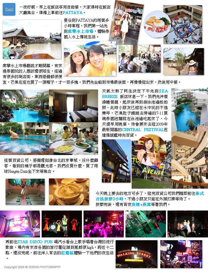 泰國Day2 芭達雅→席攀水上市場→CENTRAL FESTIVAL→古法按摩→STAR DICE