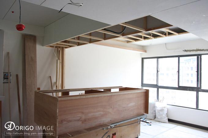 裝潢紀錄 木作工程