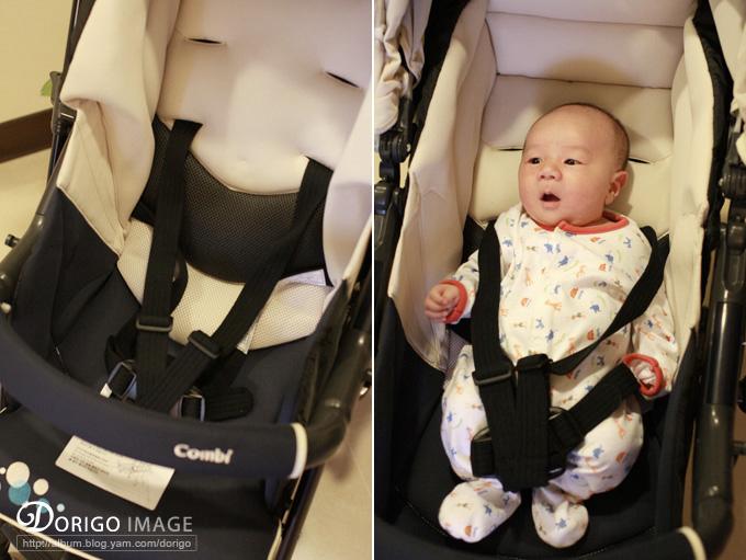 Combi 嬰兒手推車Urban Walker DX