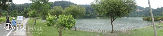 宜蘭 梅花湖